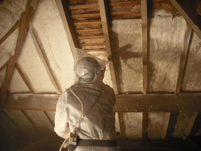 Domestic-18-400x300 Foam Spray Insulation - Specialists, Contractors