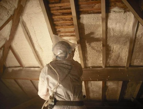 What's the Difference Between Open Cell Spray Foam and Closed Cell Spray Foam?