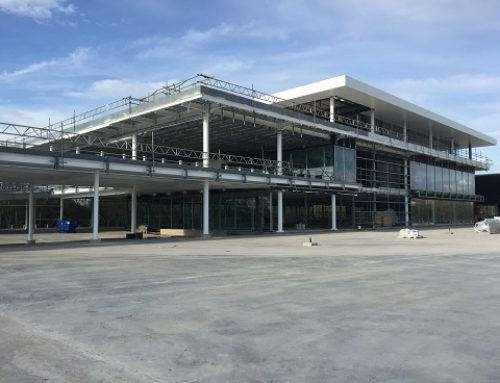 Insulating BMW's Largest UK Dealership