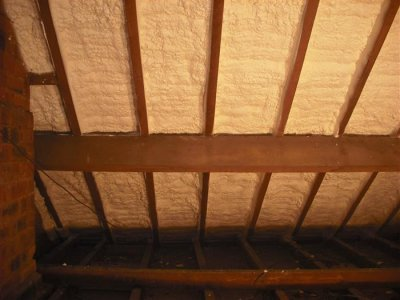 loft-insulation-8-400x300 Foam Spray Insulation - Specialists, Contractors