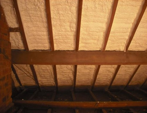 The Difference Between Traditional Home Insulation and Spray Foam Insulation